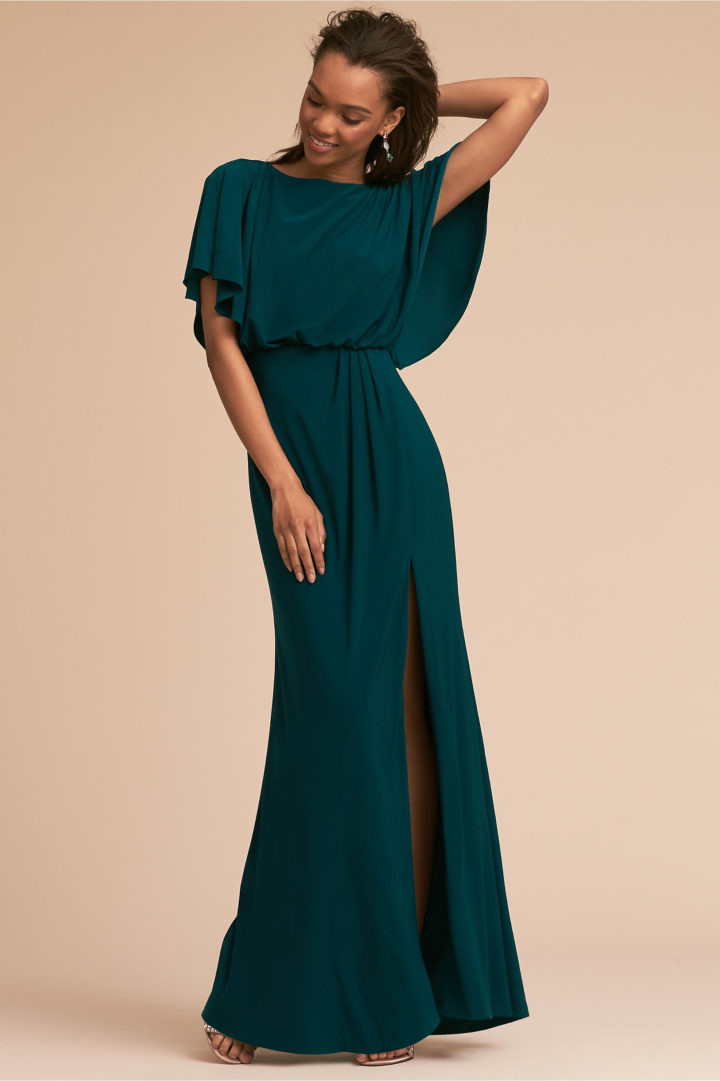 Elegantly Chic Bhldn Bridesmaids Dresses For Spring A Color Story