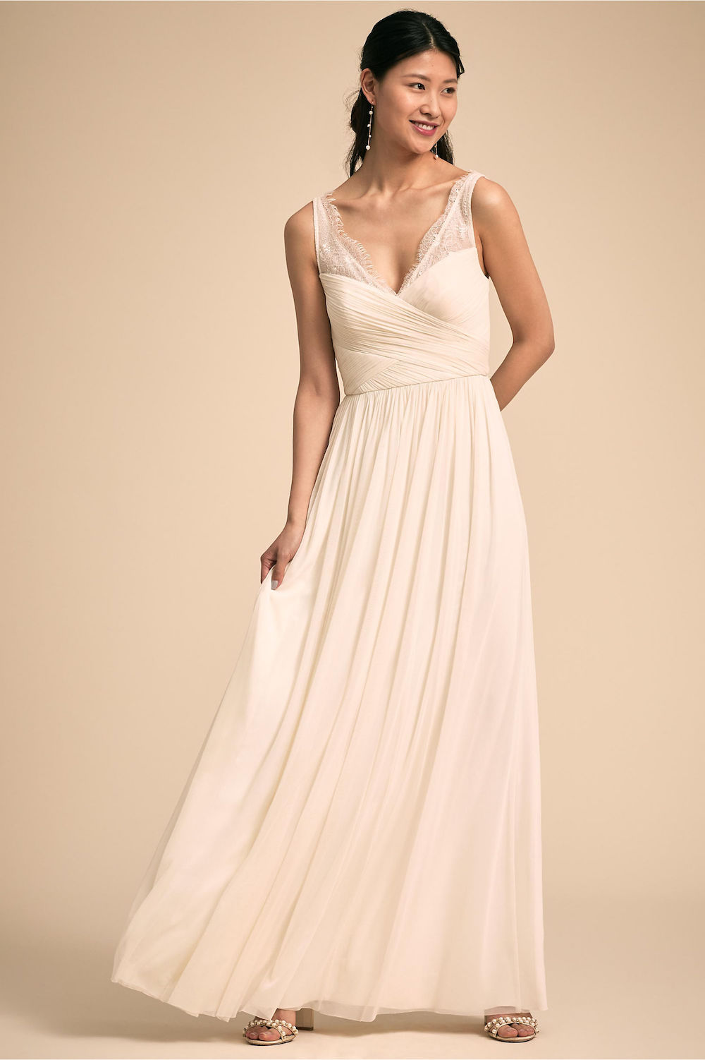 b896cecc34e Elegantly Chic BHLDN Bridesmaids Dresses that Can Be Worn as Wedding ...