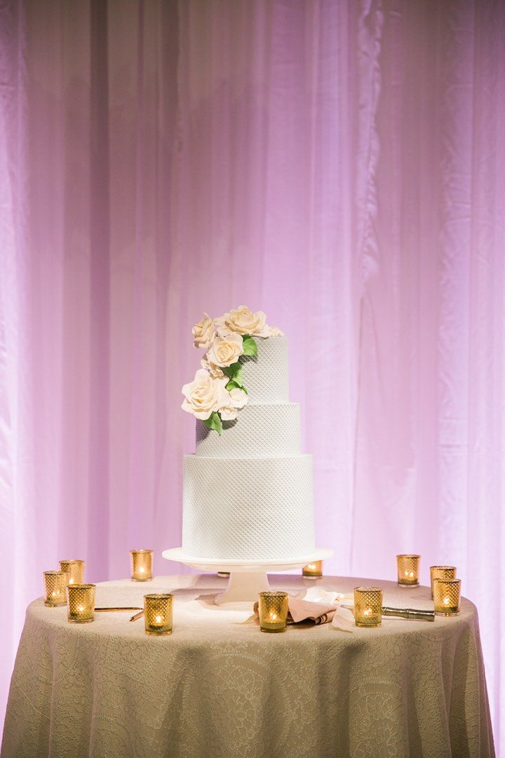 Elegant Pastel Colors Adorn This California Wedding