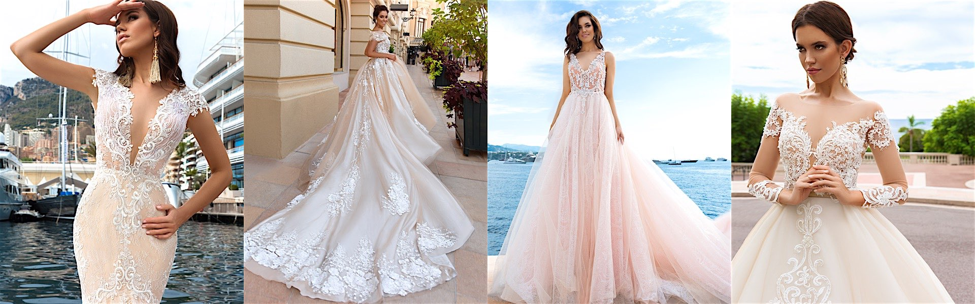 Mesmerizing 2017 Crystal Design Wedding Dresses Modwedding
