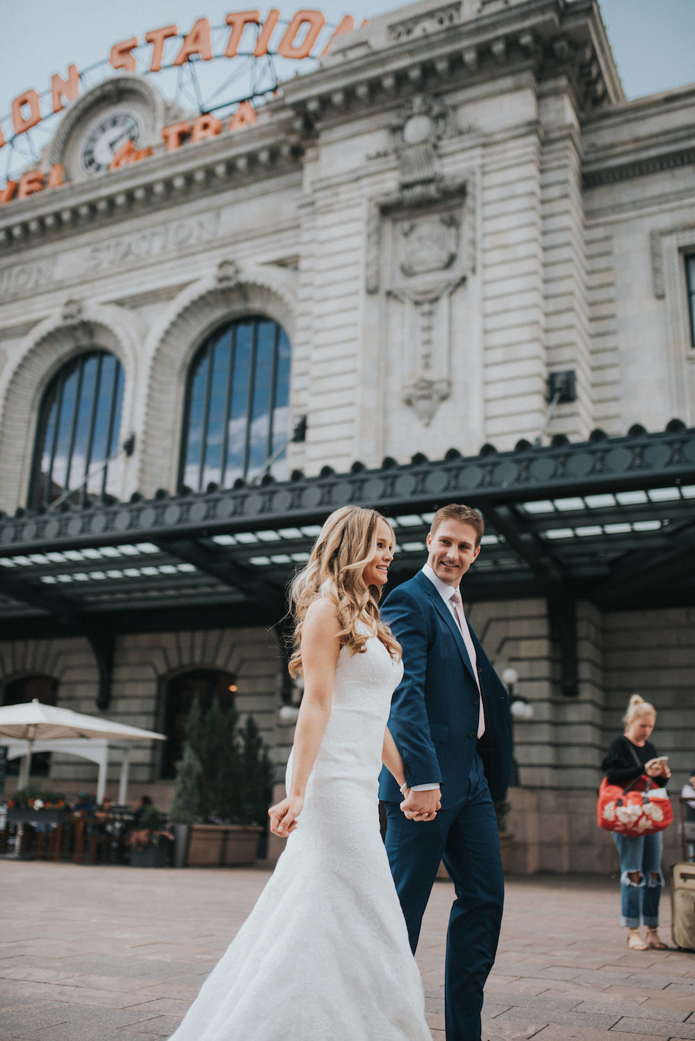 a581471dae8 ... Photographer  Jill Houser Photography. Staying at The Crawford Hotel ...