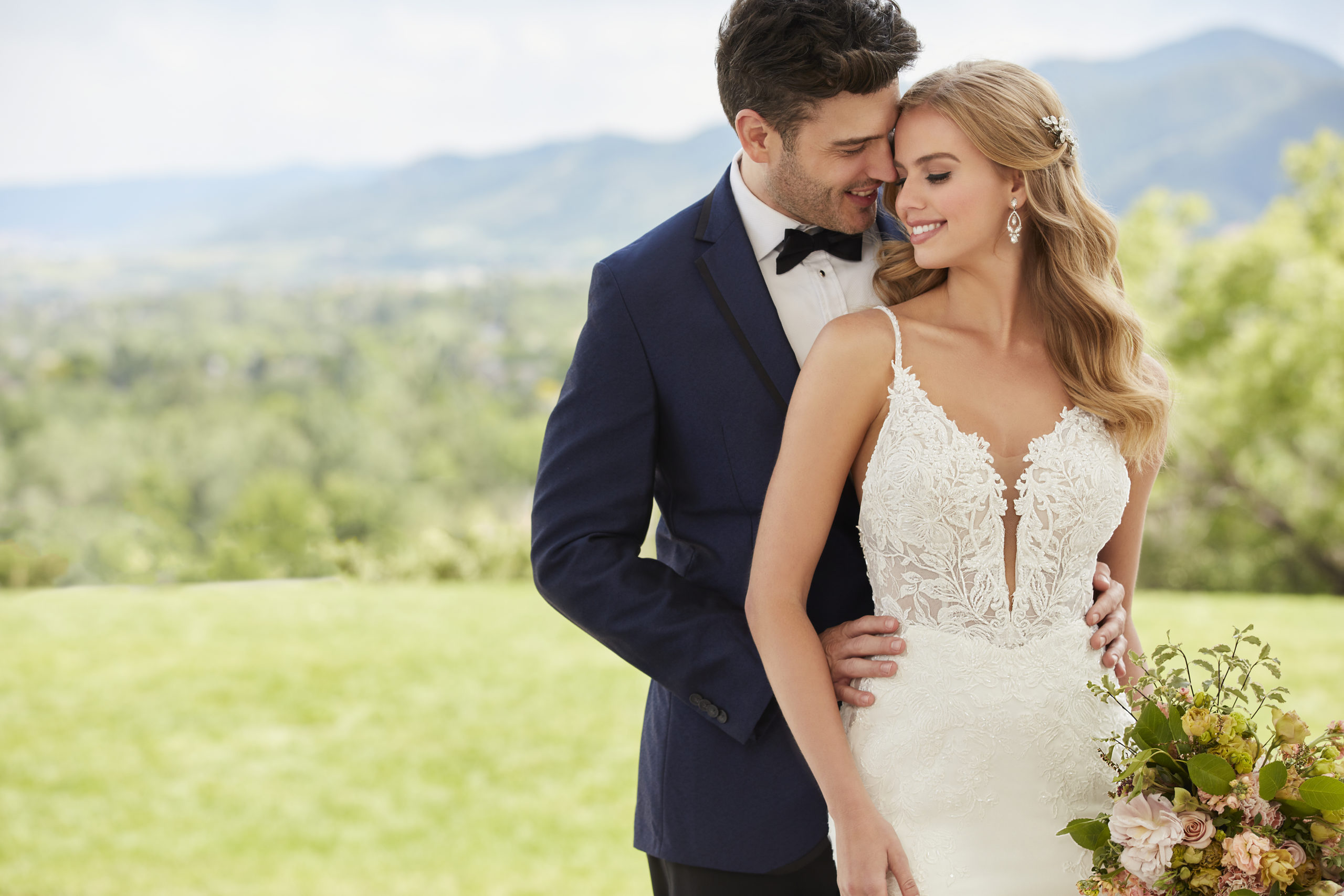 Love Without Limits: Martina Liana's Latest Collection of Elegant Wedding Dresses