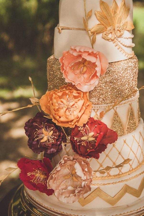 Fall Wedding Cakes.Spectacular Fall Wedding Cake Ideas