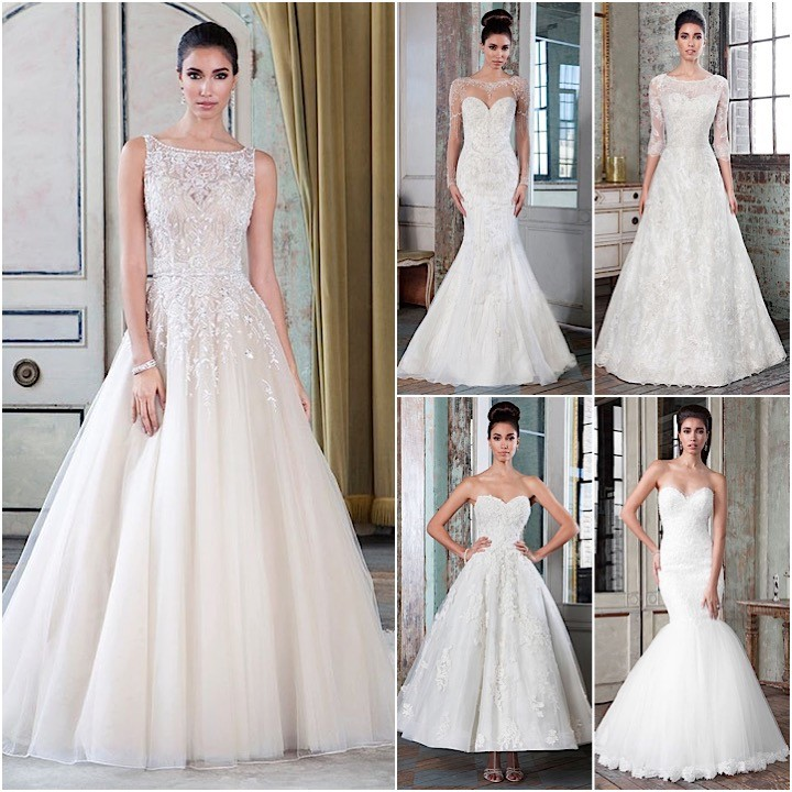 57594793b435 Justin Alexander Wedding Dresses 2016 - MODwedding