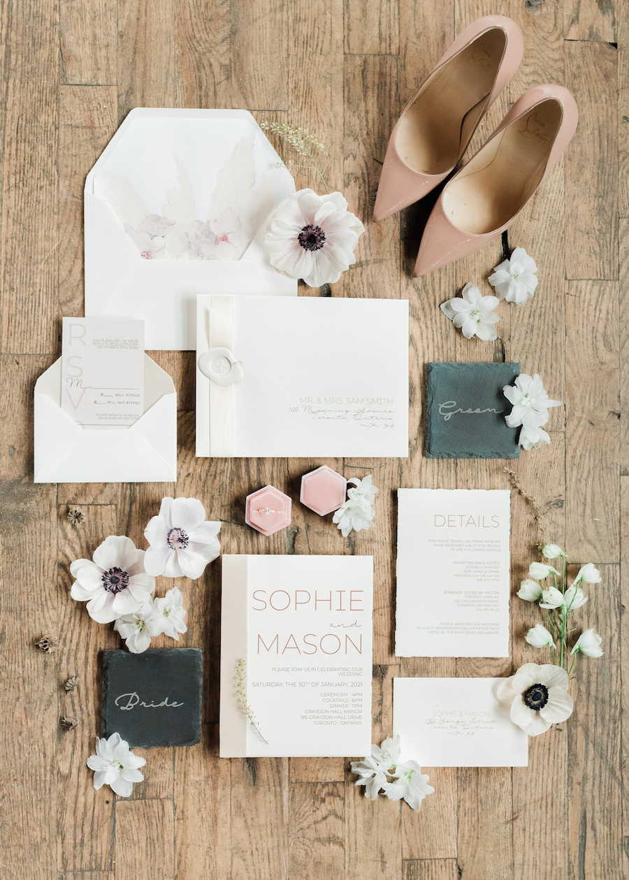 Timeless Chic Neutral Wedding Inspiration for the Minimalist Bride