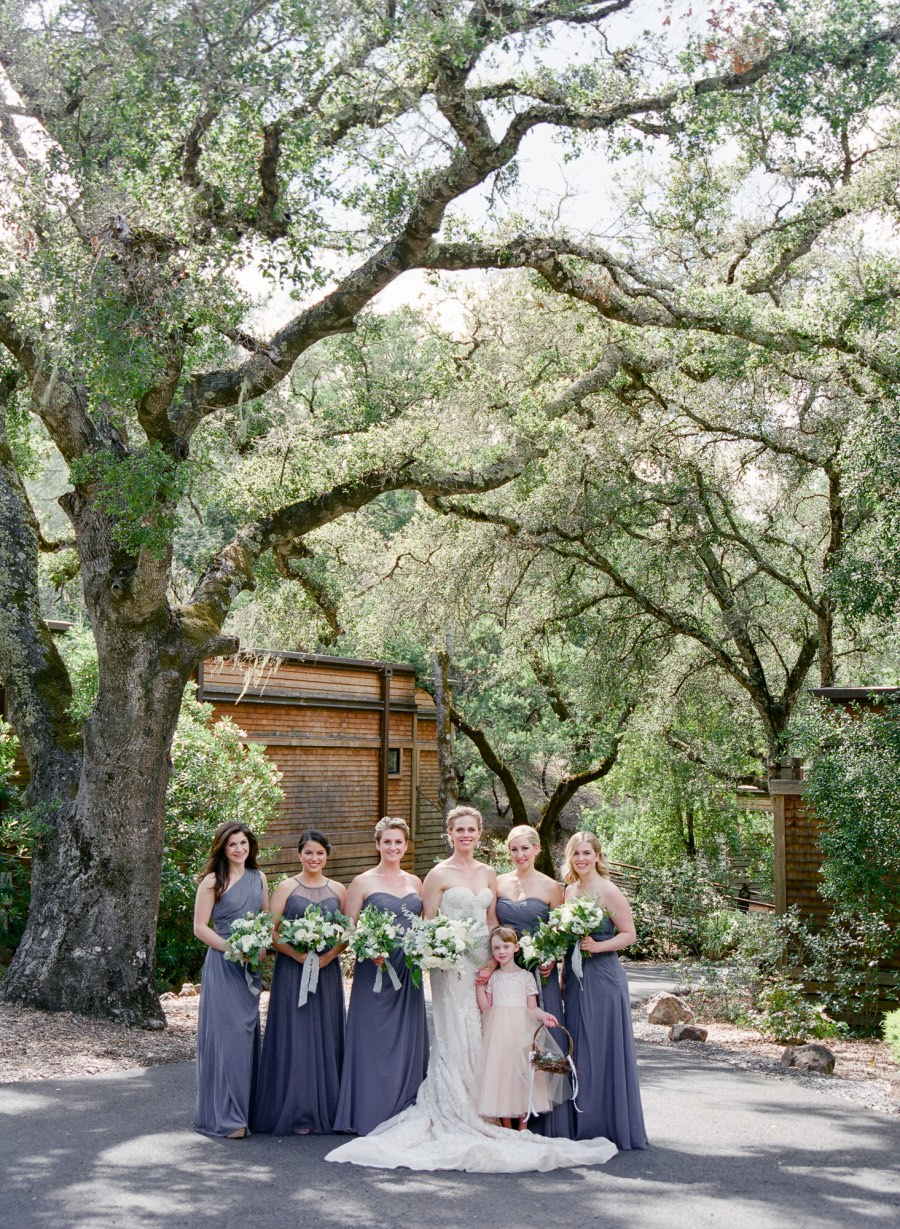 Rustic Chic Outdoor Wedding with Elegant Details from The ...