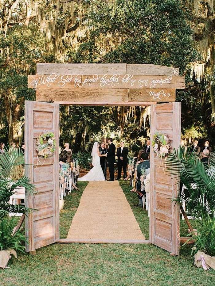 Outdoor Wedding Ideas.Outdoor Wedding Ideas That Are Easy To Love Modwedding