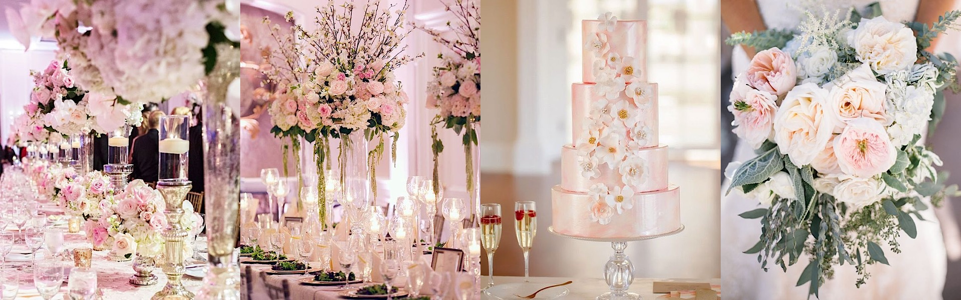 25 Most Romantic Pink Wedding Ideas That Will Make You Blush
