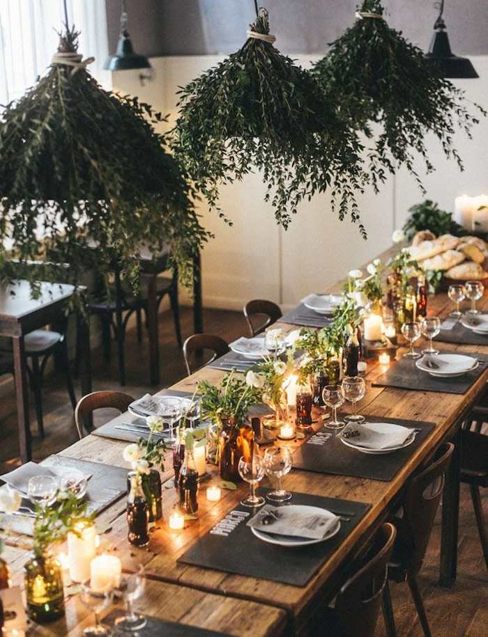 Restaurant Weddings for Modern Inspiration - MODwedding