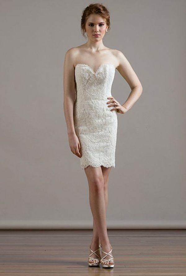 Short Cheap Wedding Dresses