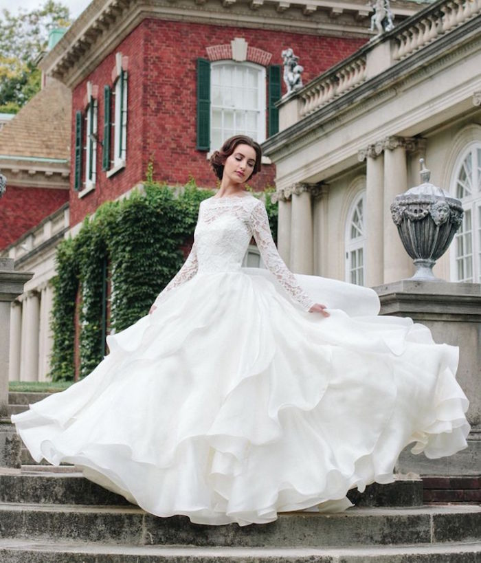 404f5ddc42e8 Wedding Dresses by Sophisticated Designers - MODwedding
