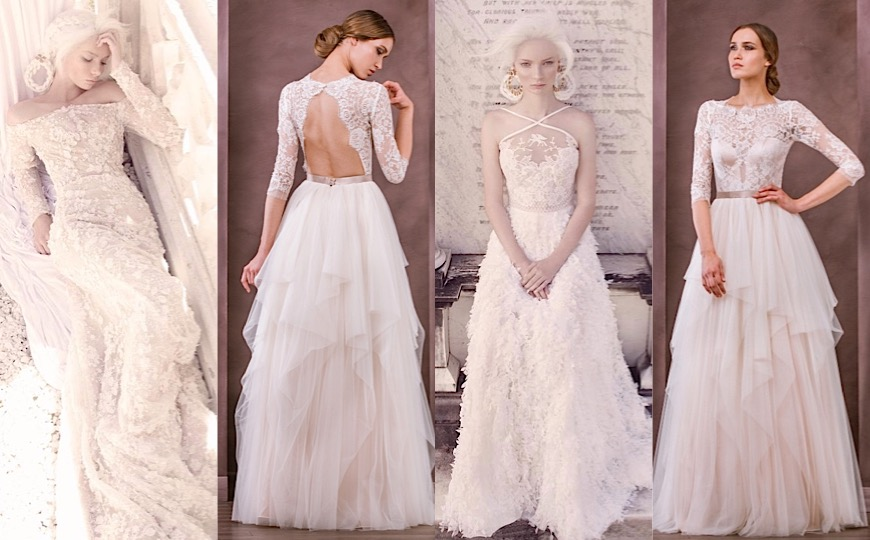 Classic Wedding Gown Designs