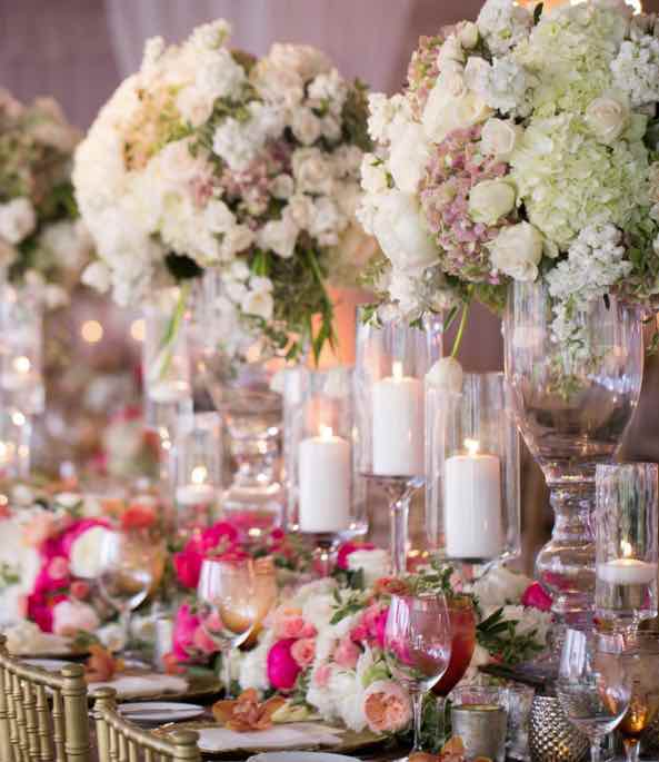 Wedding Flower List: A Complete List Of Wedding Flowers You May Need For Your