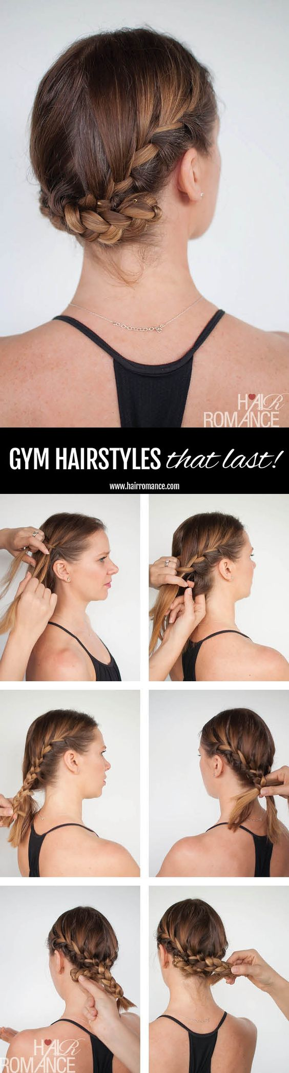 Wedding Hairstyle Tutorials By Hair Romance Modwedding