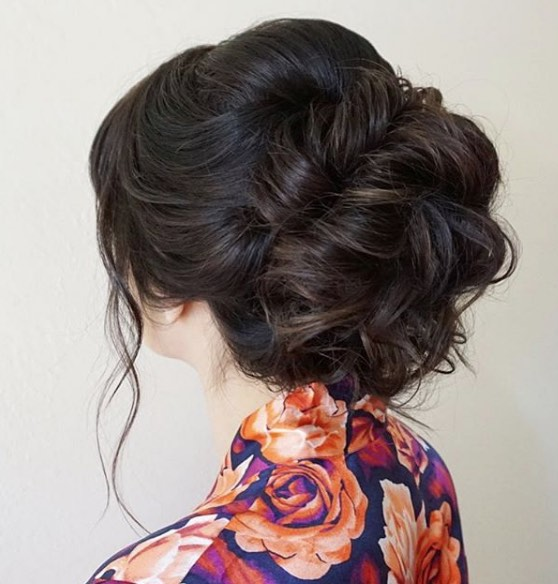 Wedding Hairstyle Inspiration , Hair and Makeup Girl