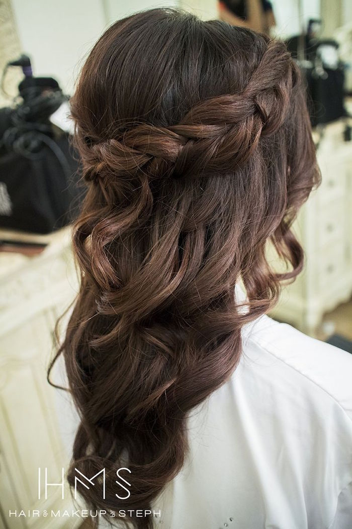Wedding Hairstyles from Hair & Makeup by Steph