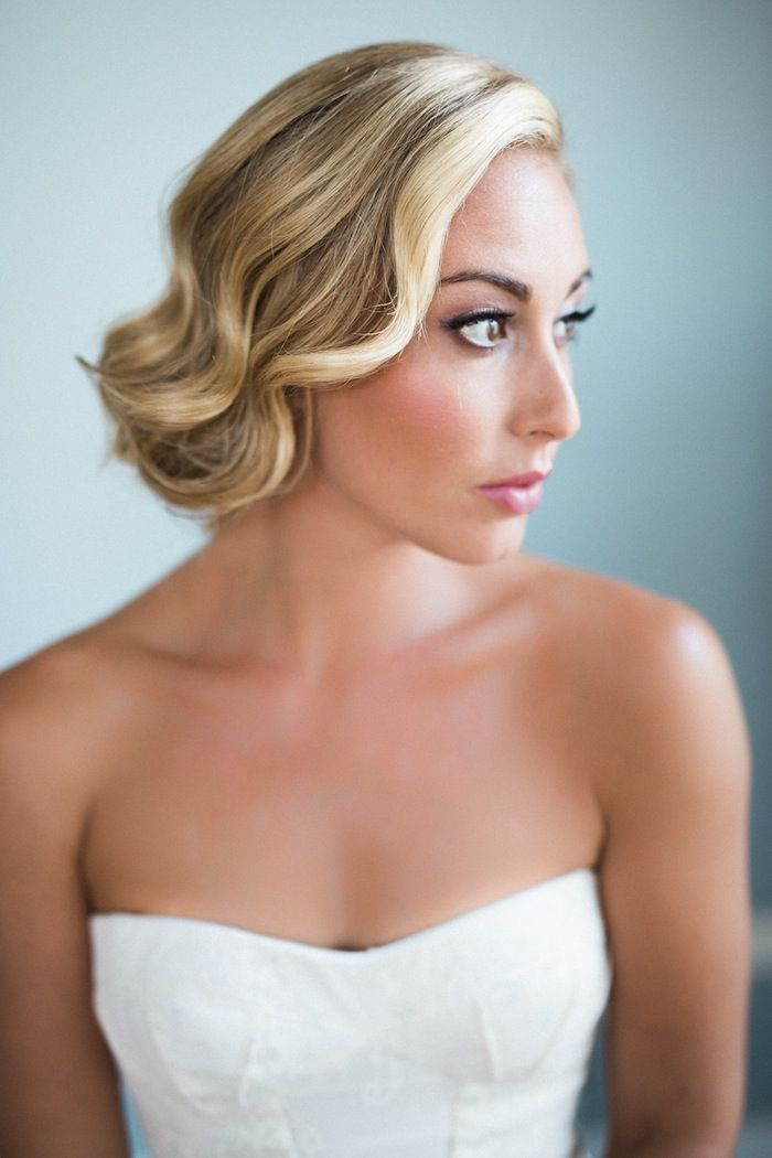 Medium Wedding Hairstyles: Wedding Hairstyles For Medium Length Hair