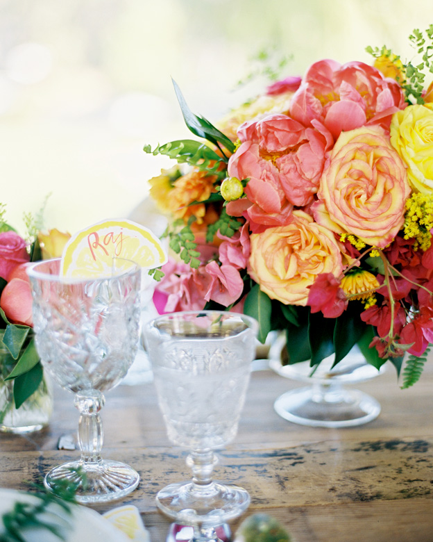 Wedding Reception Picture Ideas: Picture-Perfect Wedding Ideas For Reception Tables