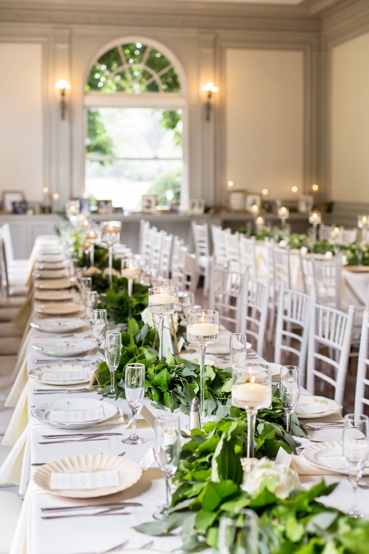 Wedding Reception Inspiration Photo Melani Lust Photography