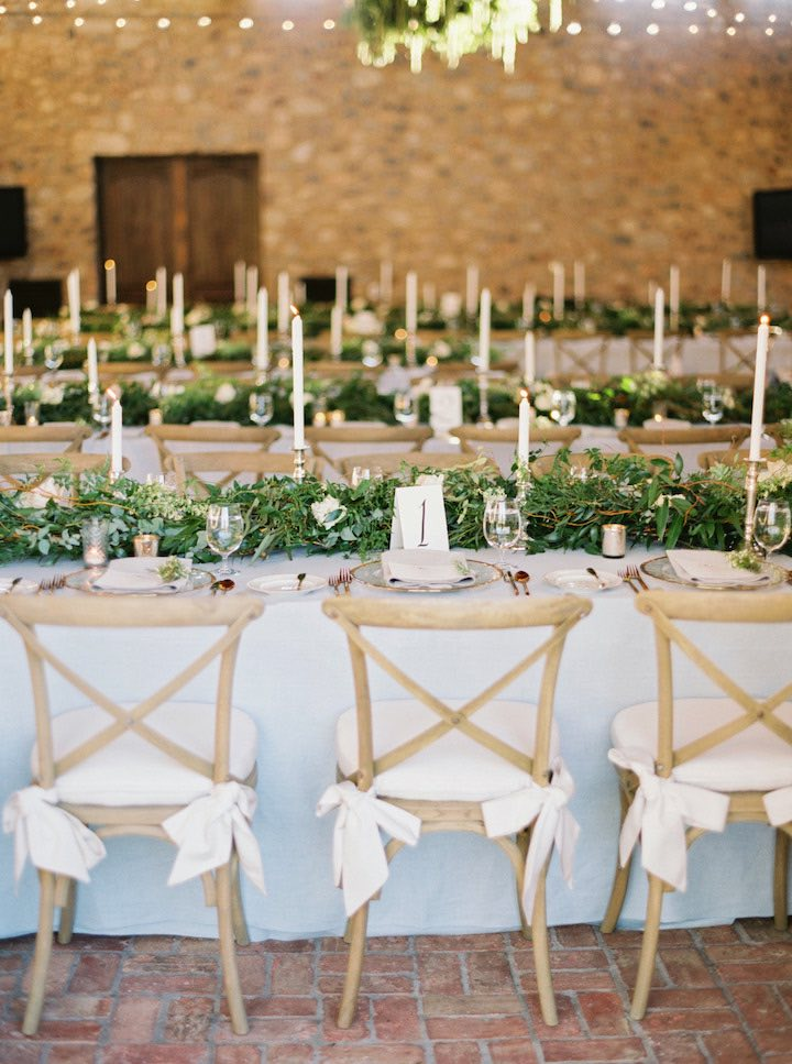 Wedding Reception Inspiration Photo Erich Mcvey Photography