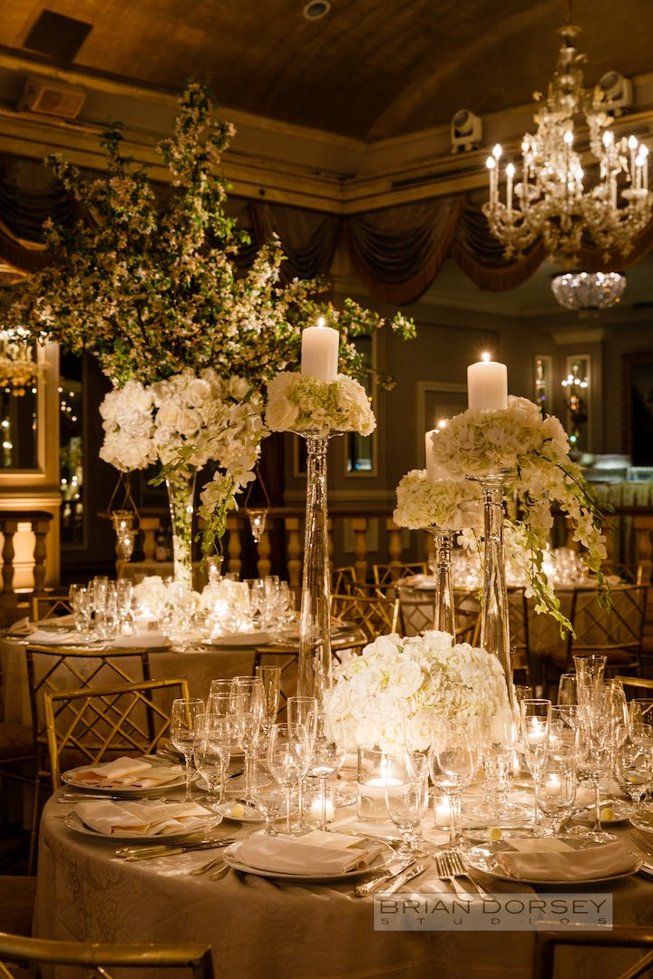 Wedding Reception Inspiration Photo Brian Dorsey Studios